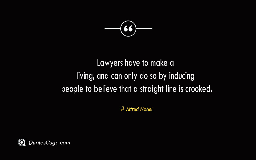 Lawyers have to make a living