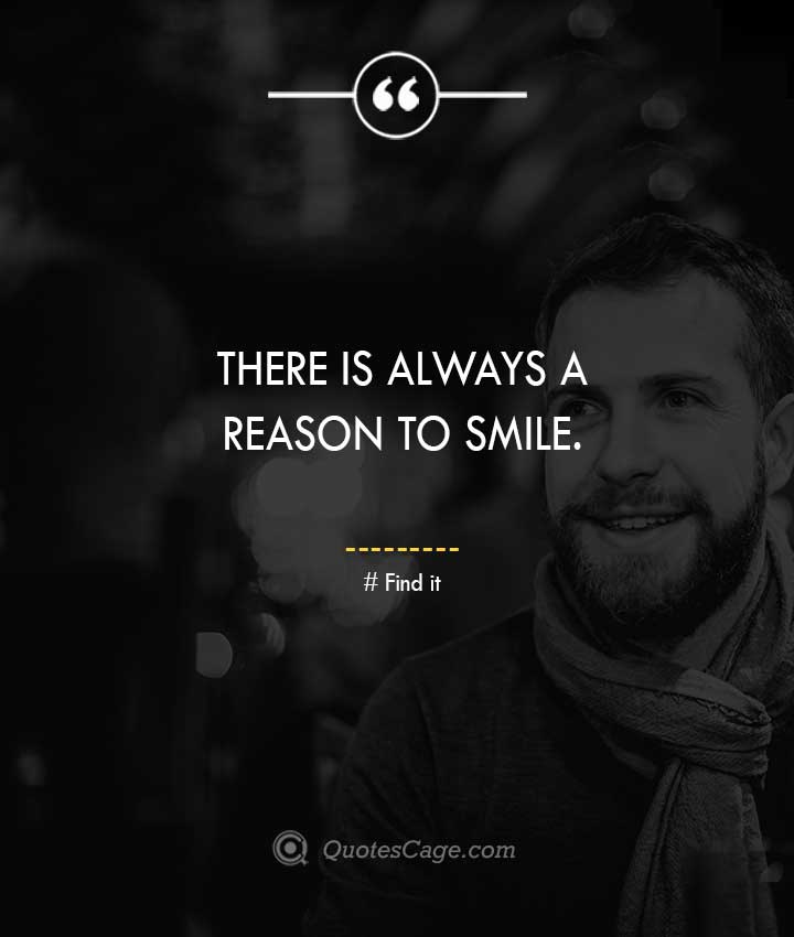 Find it quotes about Smile