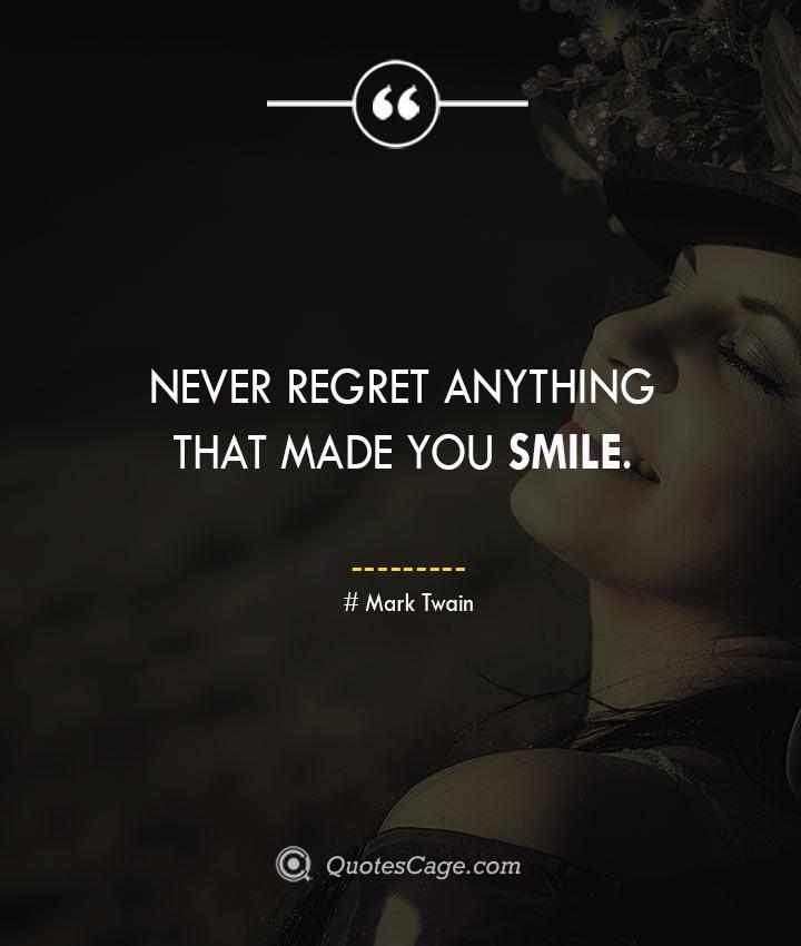 Mark Twain smile quotes