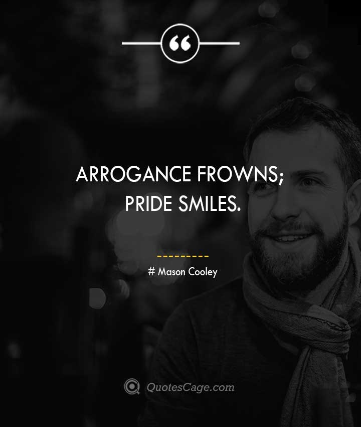 Mason Cooley quotes about Smile