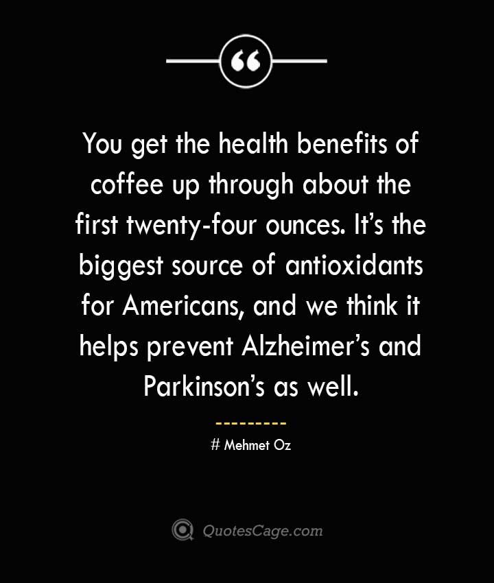 Mehmet Oz Quotes about Alzheimer