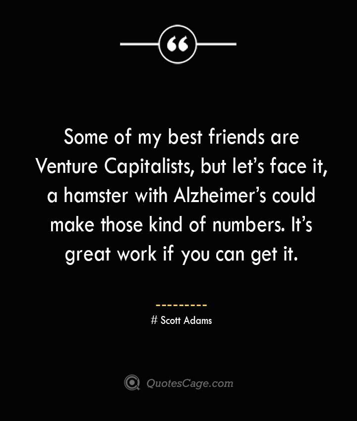 Scott Adams Quotes about Alzheimer