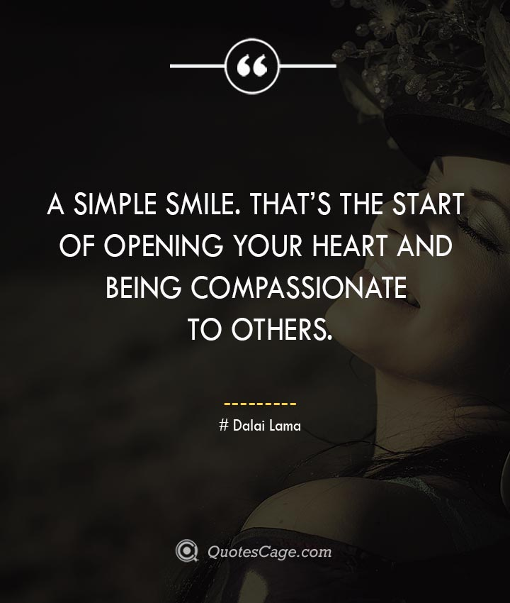 Smile Quotes That will make you happy