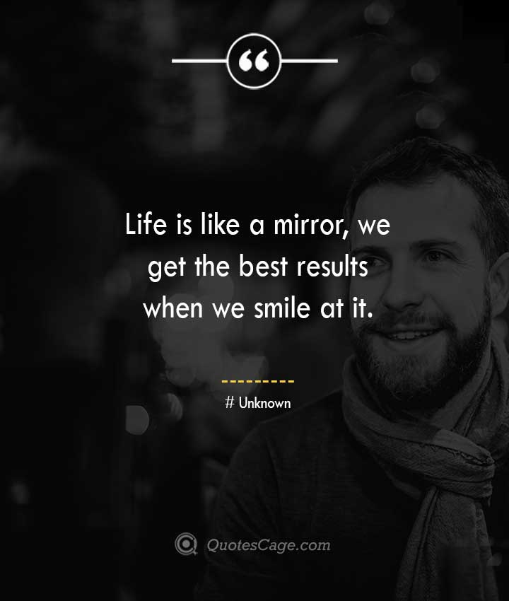 Unknown quotes about Smile 11