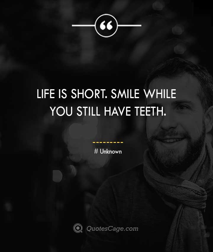 Unknown quotes about Smile 12