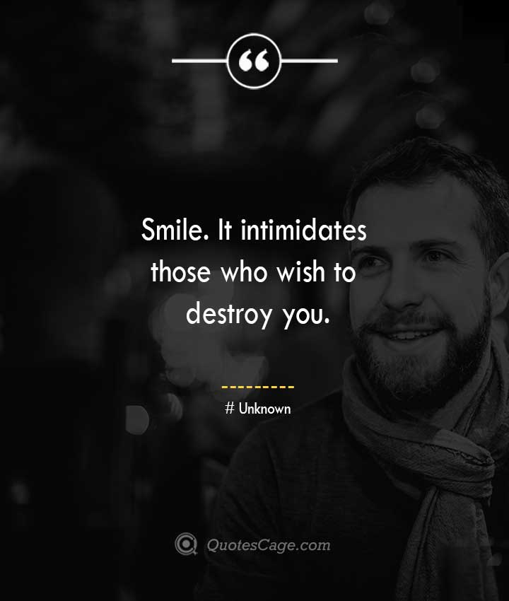 Unknown quotes about Smile 14