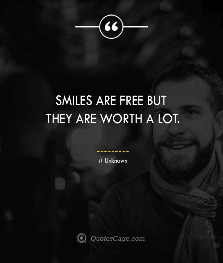 Unknown quotes about Smile 15