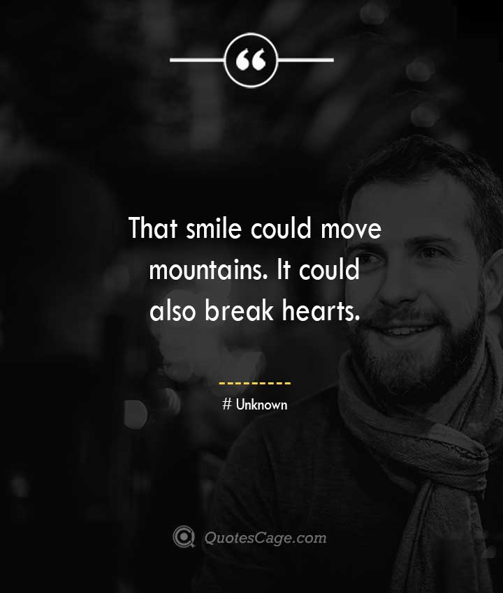 Unknown quotes about Smile 5