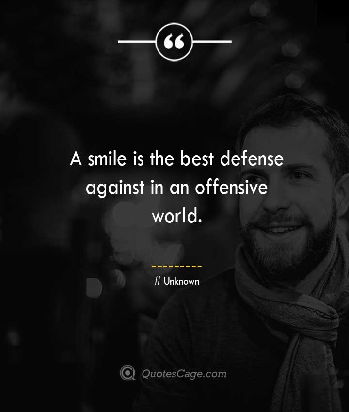 Unknown quotes about Smile 8 2