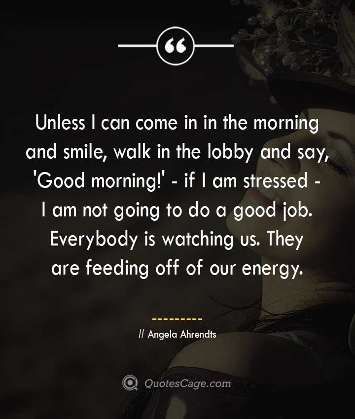 Angela Ahrendts quotes about Smile