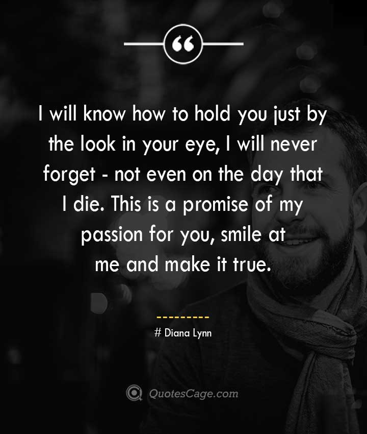 Diana Lynn quotes about Smile
