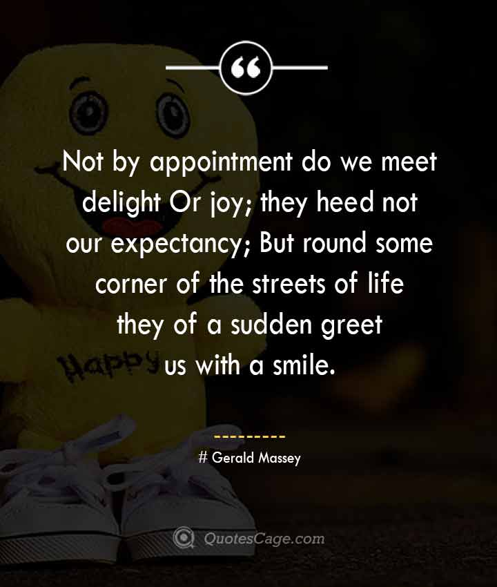 Gerald Massey quotes about Smile 2