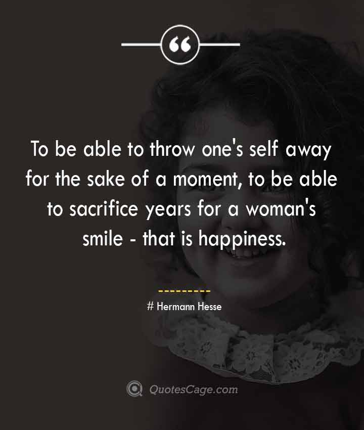 Hermann Hesse quotes about Smile 1