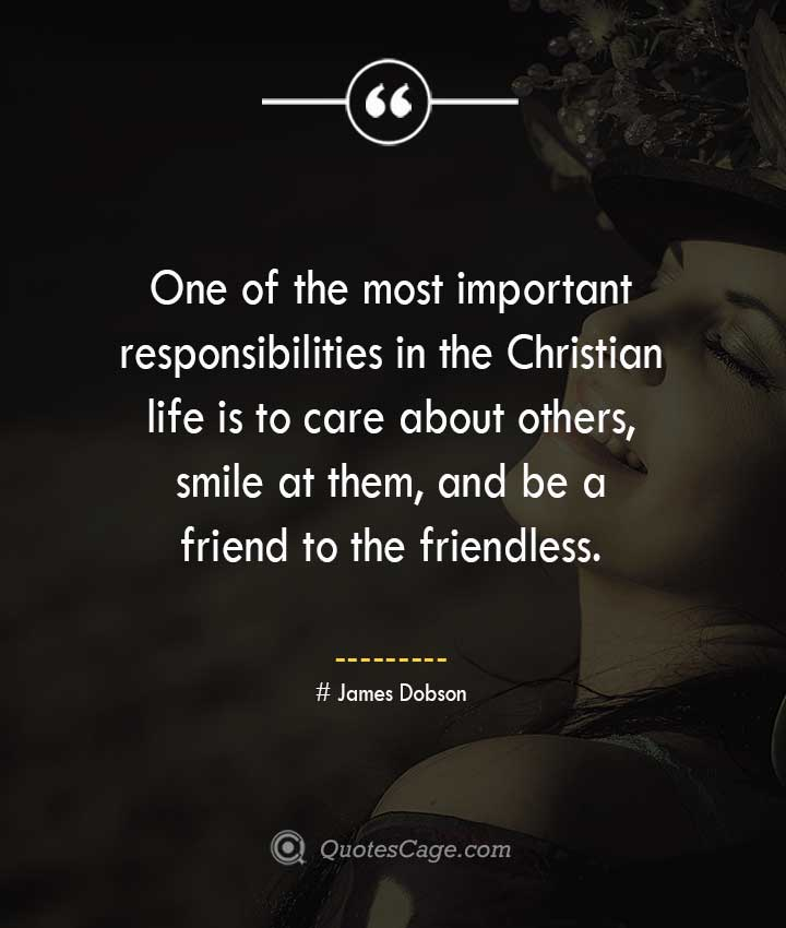 James Dobson quotes about Smile