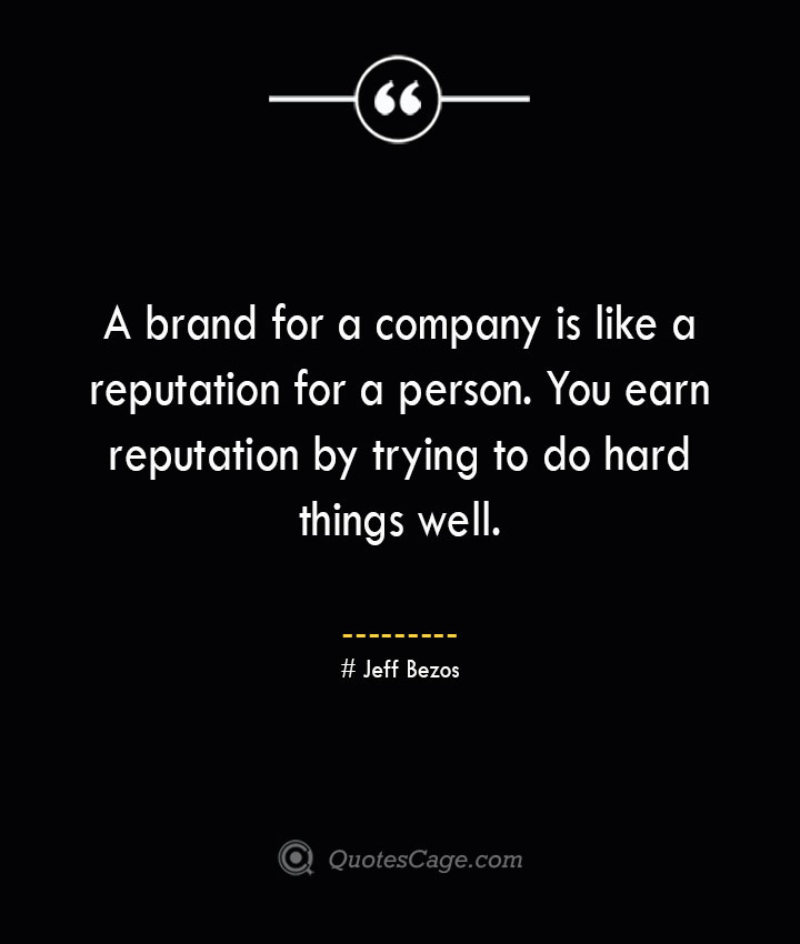 Jeff Bezos Quotes about Business