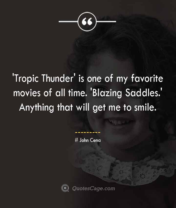John Cena quotes about Smile