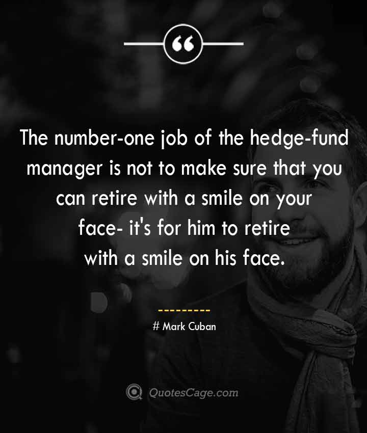 Mark Cuban quotes about Smile