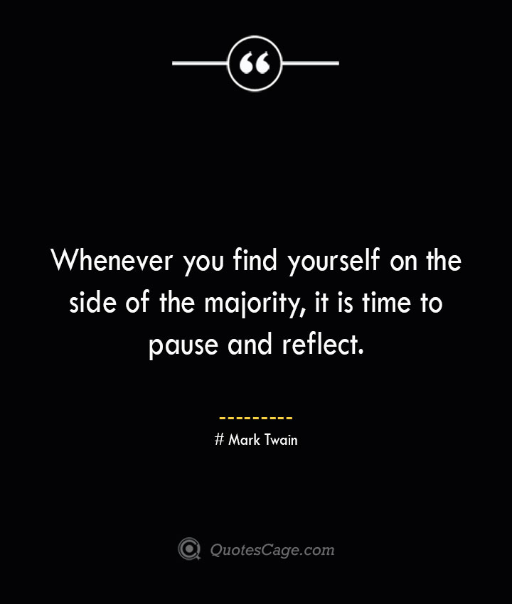 Mark Twain Quotes about Business