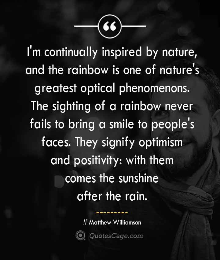 Matthew Williamson quotes about Smile