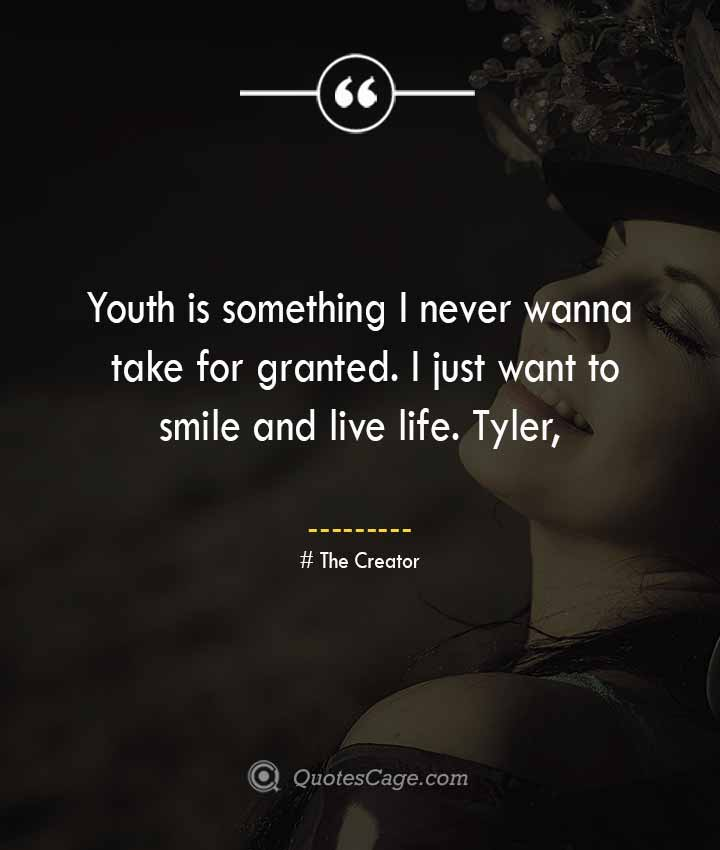 The Creator quotes about Smile