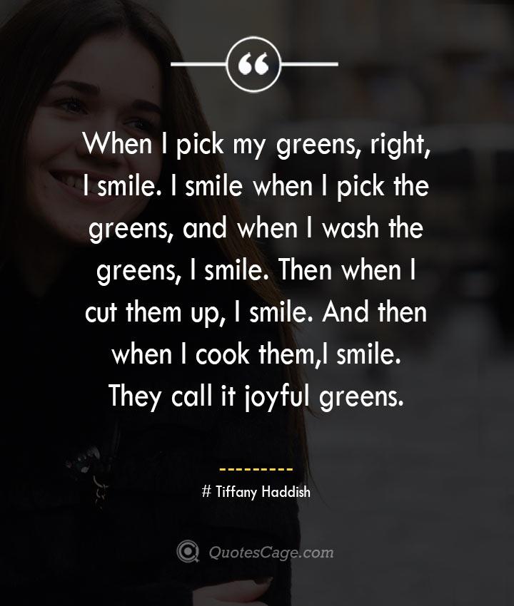 Tiffany Haddish quotes about Smile