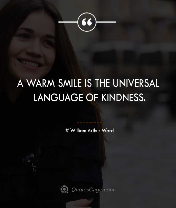 William Arthur Ward quotes about Smile 2