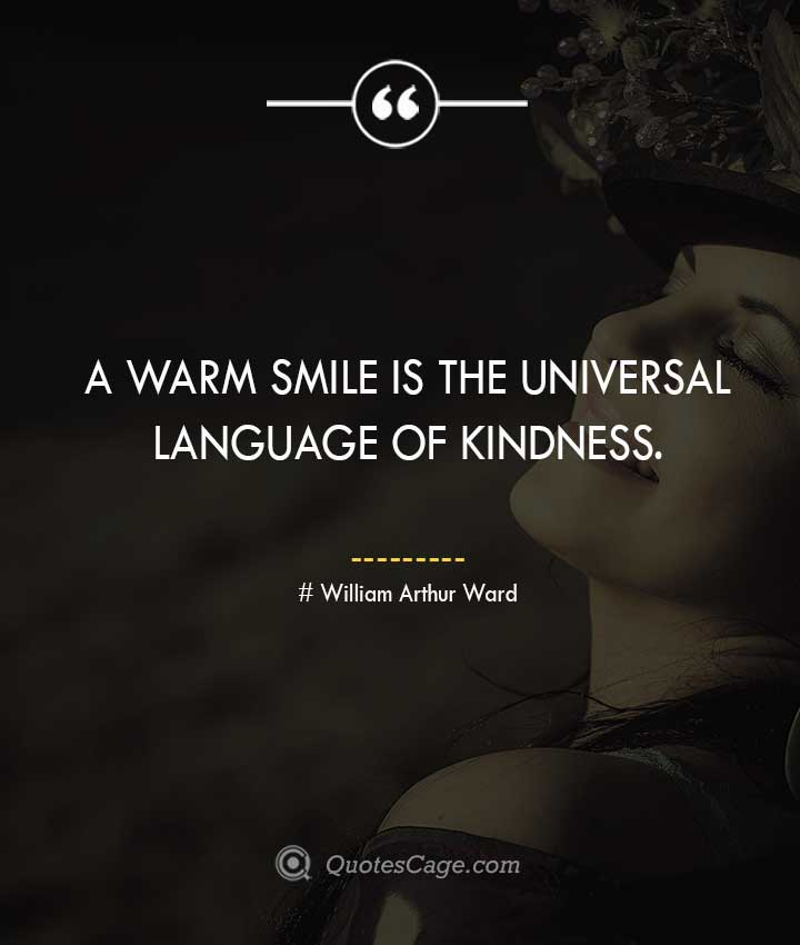 William Arthur Ward quotes about Smile
