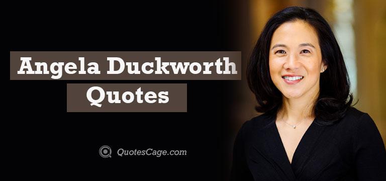 Dr. Angela Lee Duckworth Quotes